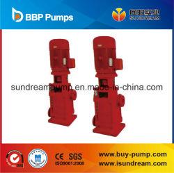 Multistage Diesel Fire Fighting Water Pump