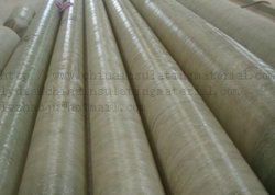 Fiberglass Products FRP Round Tube Insulation Material