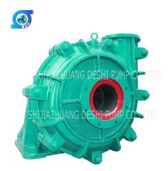 Acid Proof Wear Resistance Horizontal Stainless Steel Slurry Pump