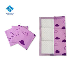 Hot Sale 60X90cm Disposable Super Absorbent Waterproof Maternity Bed Underpad