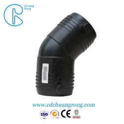 Black PE Plastic Fitting (Electrofusion)