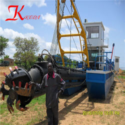 Mining Sand Suction Dredger Machinery and Equipment for Sale