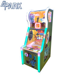Kids Basketball Machine Coin-Operated Children's Sports Basketball Game Machine