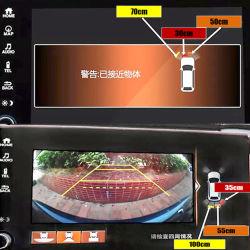 8 Sensor Car Front 4 and Rear 4 Parking Sensor for Honda 4s Shop Avancier