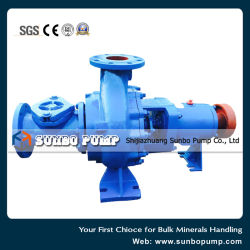 Double Suction Horizontal Non-Clogging Centrifugal Slurry Pumps 200-50model