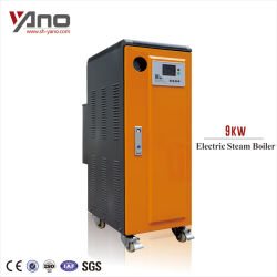 New Condition and Hot Sale 9kw 12.9kg/Hr Electric Automatical Steam Generator