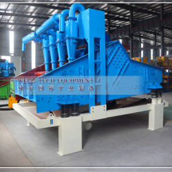 Solve Wastewater Discharged From Sand and Stone Plants Machine