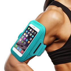 Sport Armband Case for Samsung Galaxy S6/S8/+/S7/Edge Armband Pouch Phone Holder for iPhone