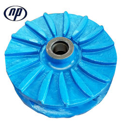 6/4 D (E) -Ah Slurry Pump Impeller (E4147)