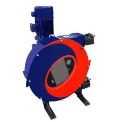 High Quality Squeeze Peristaltic Hose Pump