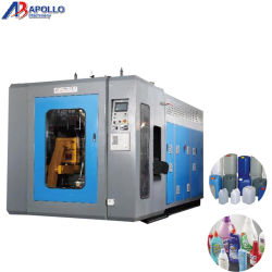 1L Plastic Sport Water Bottle Making Extrusion Blow Molding Machine