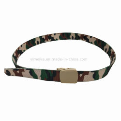 Mens Casual Outdoor Military Tactical Nylon Waistband Canvas Web Belt