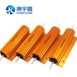Rx24 High Power Load Gold Resistor