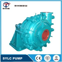 Slurry Pump for Tunnelling Application Mill Discharge Mineral Processing