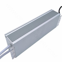12V 24V 200W Switching AC/DC Waterproof Constant Voltage LED IP67 Power Supply, Single Output Outdoor Power Adapter Supply with Ce RoHS Factory