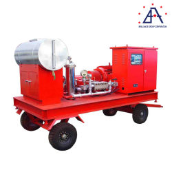 High Pressure Slurry Pump for Oilfield (JC110)
