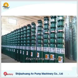 AC DC Irrigation Deep Well Drinking Multistage Water Pump