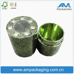 Fancy Printing Packing Round Gift Box Mailing Tube Wholesale