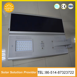 30W High Power All-in-One Integrated Solar Street Lights