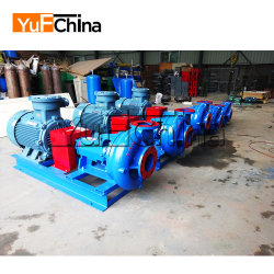 Diesel Material Drilling Equipment Use Sand Dredge Slurry Pump Machine
