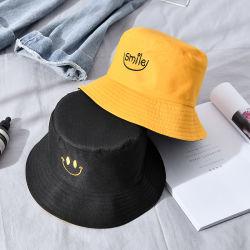 China Supplier Popular Design Custom Logo Cotton Bucket Hat Wholesale