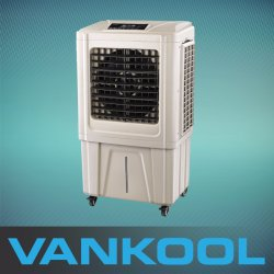 High Speed OEM Factory Promotion Price Electric Water Fan Cooler Stand Fan Climatizadores Evaporative