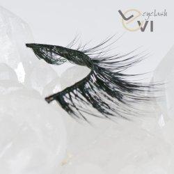 Wholesale 5D Faux Mink Hair Artificial Strip Eyelashes