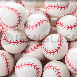 Bouncy Balls, Jumping Ball, Rubber Ball, Christmas Gift, Vending Toys, Baseball