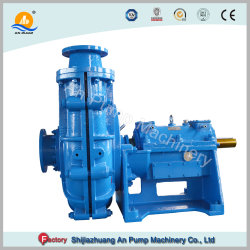 Centrifugal Horizontal Diesel Engine Slurry Pump Set