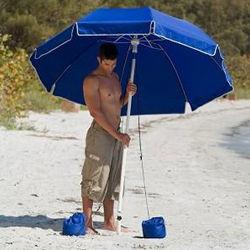 The Sun Umbrella Sand Biter Holder Beach Tool