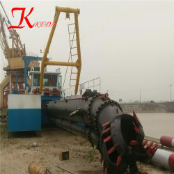 Dredger Machine of Cutter or Jet Suction Sand Dredger for Sale
