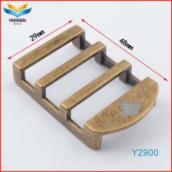 Cusotm Zinc Alloy Metal Ings Connection Buckle Handbag Hardware