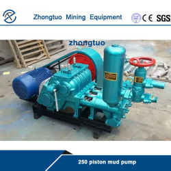 Horizonal Diesel Engine Piston Triplex Plunger Mud Pump Manufacturer