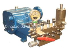 Hydraulic High Pressure Sewer Jetting Water Cleaning Pump Equipment