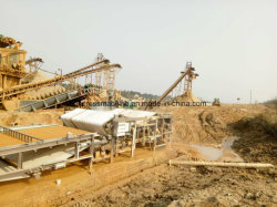 Sludge Dewatering Machine for Mine Tailing Sludge