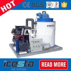 Industrial Commercial Slurry Ice Maker Machines for Freezing with Stainless Sde