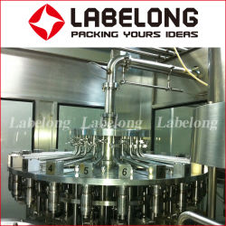 China Manufacturer Hot Filling Equipment for Tea /Juice/Sport Beverage