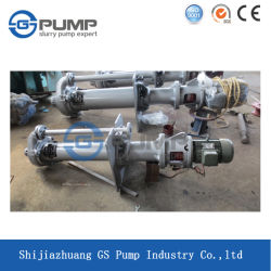China Factory Produce Mineral Processing Submersible Slurry Pump