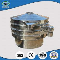 High Quality Round Slurry Vibrating Screening Machine