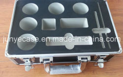 Aluminum Alloy Case with Cut-out Foam / Sponge Foam Insert