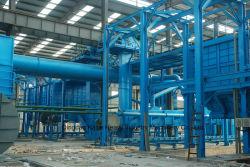 Vacuum Molding Production Line / V Process Casting