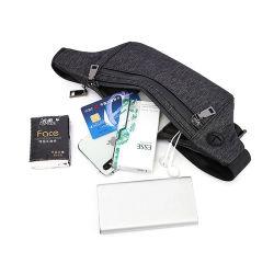 Male Leisure Sports Outdoor Pack Waterproof Phone Case ID Waist Bag