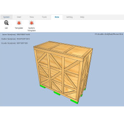 Free Trial Dnew Pallet and Crate Design Software