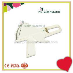 Slim Guide Plastic Personal Body Fat Skinfold Caliper Measurement