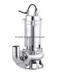 Wq Series Anti-Winding Sludge Pump