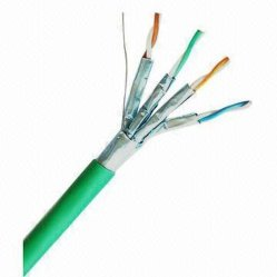 Competitive SFTP CAT6A Network Cable, LSZH