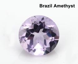 Loose Various Shape Brazil Natural Amethyst Gemstone
