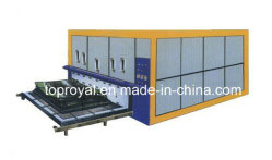 4-Chamber Bending Furnace Brn4-3020 Glass Bending Furnace