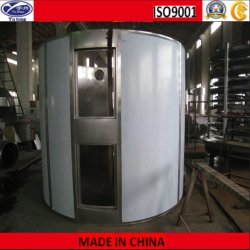 Low Energy Consumption Plate Dryer for Pesticide