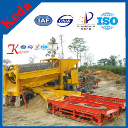Placer Gold Processing Screen, Gold Processing Plant